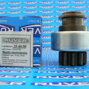 Bendix electromotor/ demaror Ford, Sanderson, Lancer Boss, Bonser, New Holland. Ruver poza 3